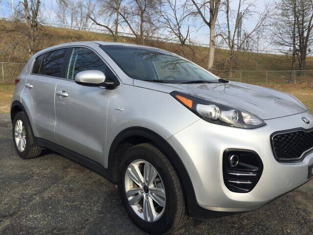 2017 Kia Sportage for sale at Mehan's Auto Center in Mechanicville NY