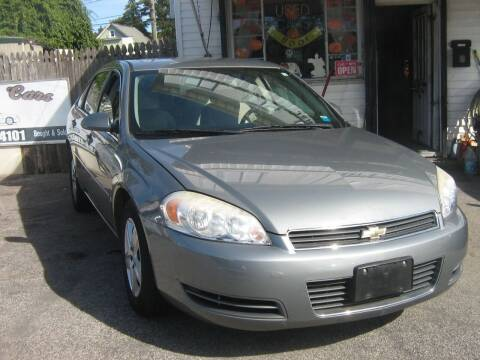 2007 Chevrolet Impala for sale at JERRY'S AUTO SALES in Staten Island NY