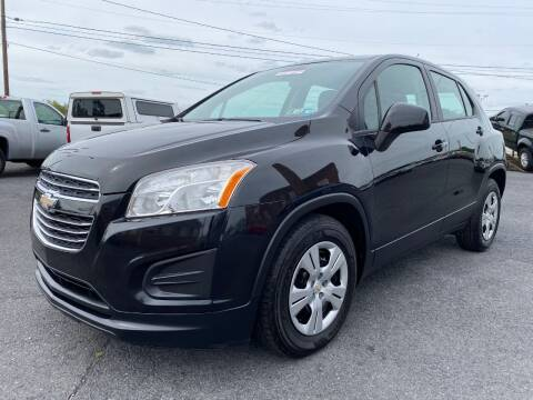 2015 Chevrolet Trax for sale at Clear Choice Auto Sales in Mechanicsburg PA