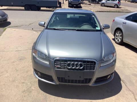2008 Audi A4 for sale at GPS Motors in Denver CO