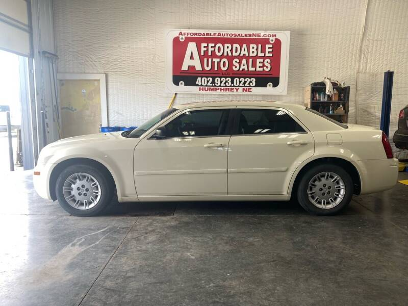 2006 Chrysler 300 for sale at Affordable Auto Sales in Humphrey NE