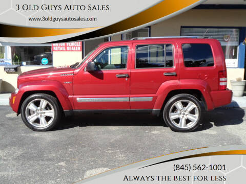 2012 Jeep Liberty for sale at 3 Old Guys Auto Sales in Newburgh NY
