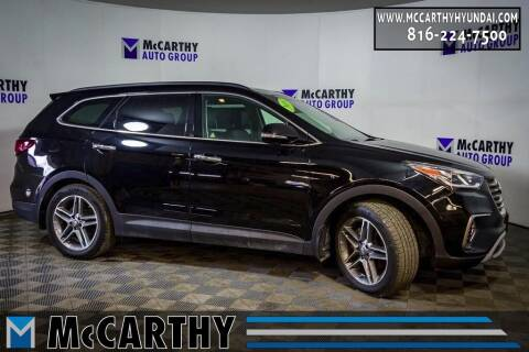 2018 Hyundai Santa Fe for sale at Mr. KC Cars - McCarthy Hyundai in Blue Springs MO