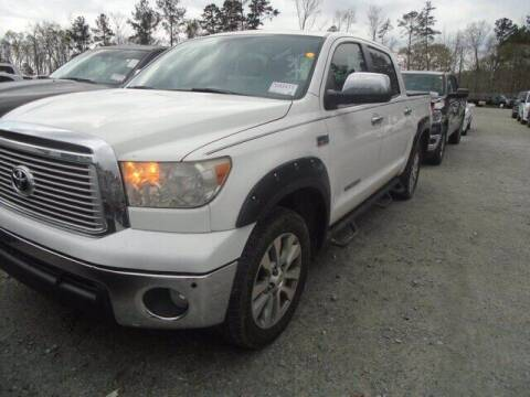 2013 Toyota Tundra for sale at Hickory Used Car Superstore in Hickory NC