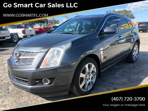 2011 Cadillac SRX for sale at Go Smart Car Sales LLC in Winter Garden FL