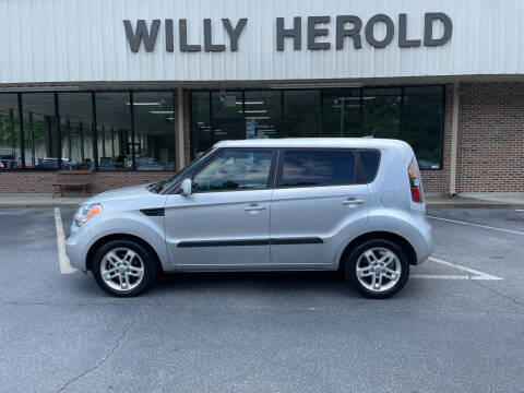 2011 Kia Soul for sale at Willy Herold Automotive in Columbus GA