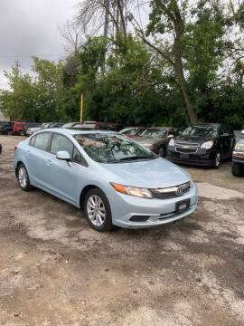 2012 Honda Civic for sale at Big Bills in Milwaukee WI