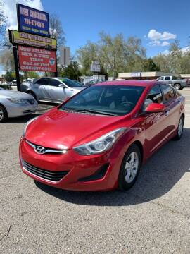 2014 Hyundai Elantra for sale at Right Choice Auto in Boise ID
