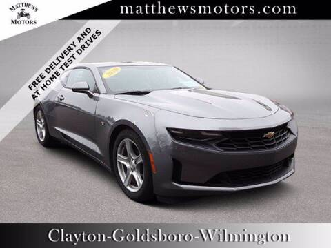 2020 Chevrolet Camaro for sale at Auto Finance of Raleigh in Raleigh NC