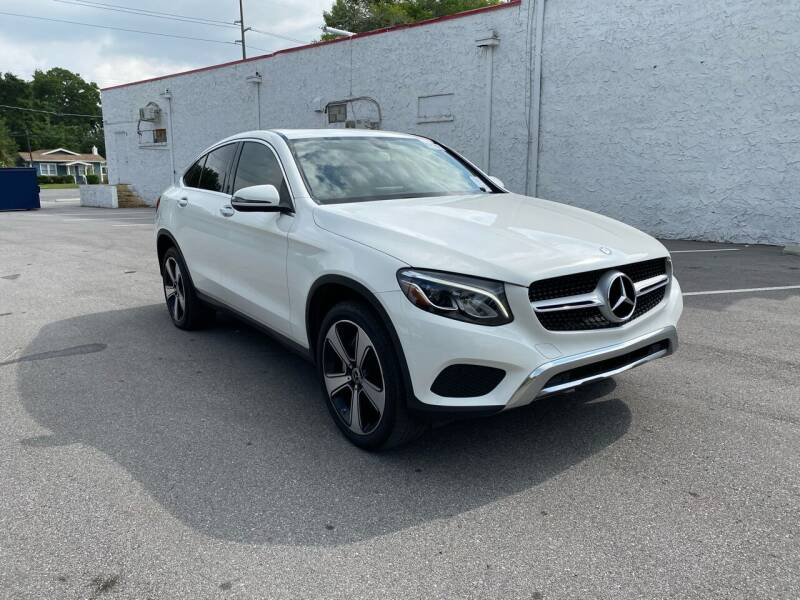 2017 Mercedes-Benz GLC for sale at LUXURY AUTO MALL in Tampa FL