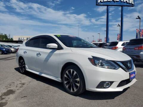 2017 Nissan Sentra for sale at All Star Mitsubishi in Corpus Christi TX