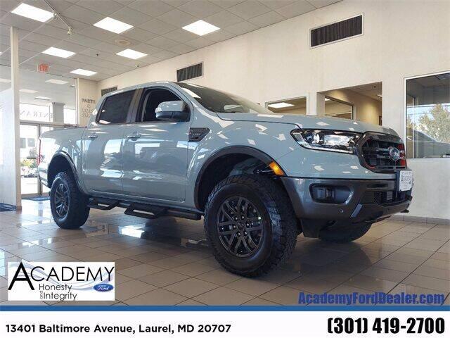 2021 Ford Ranger for sale in Laurel, MD