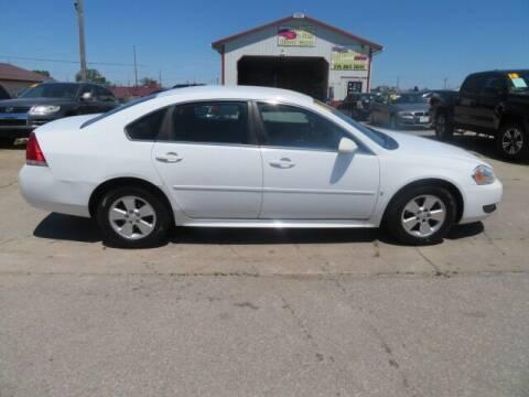2011 Chevrolet Impala for sale at Jefferson St Motors in Waterloo IA