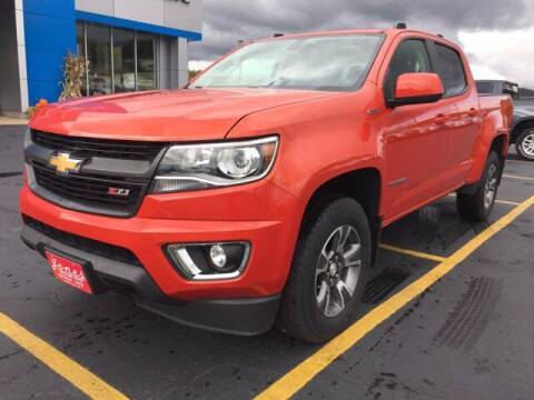 2016 Chevrolet Colorado for sale at Jones Chevrolet Buick Cadillac in Richland Center WI