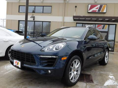 2015 Porsche Macan for sale at Auto Assets in Powell OH