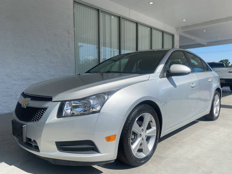 2013 Chevrolet Cruze for sale at Powerhouse Automotive in Tampa FL