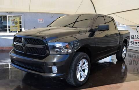 2016 RAM Ram Pickup 1500 for sale at 1st Class Motors in Phoenix AZ