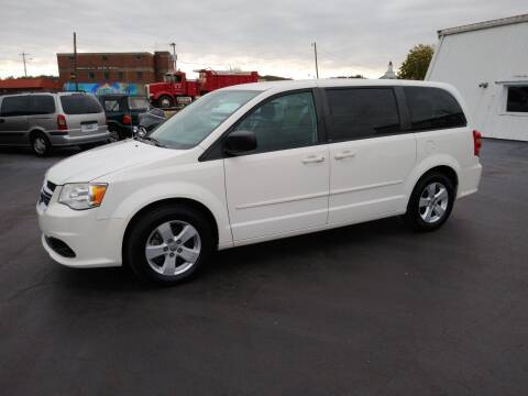 2013 Dodge Grand Caravan for sale at Big Boys Auto Sales in Russellville KY
