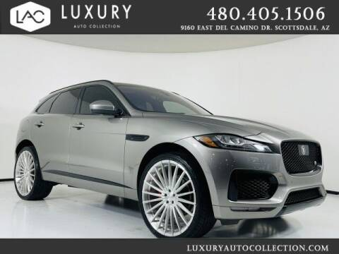 2019 Jaguar F-PACE for sale at Luxury Auto Collection in Scottsdale AZ