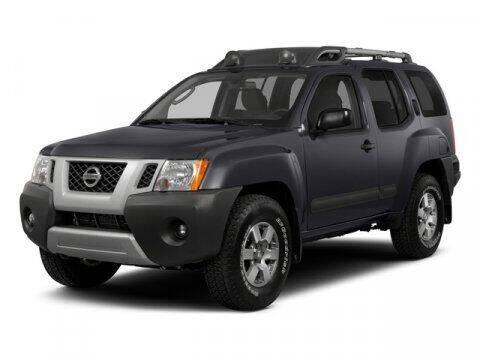 2015 Nissan Xterra for sale at DAVID McDAVID HONDA OF IRVING in Irving TX