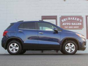 2017 Chevrolet Trax for sale at Brubakers Auto Sales in Myerstown PA