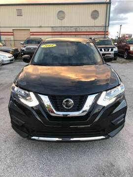 2018 Nissan Rogue for sale at Marvin Motors in Kissimmee FL