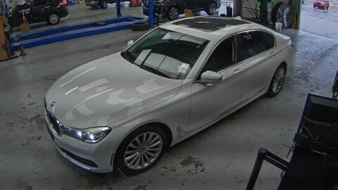 2016 BMW 7 Series for sale at Smart Chevrolet in Madison NC