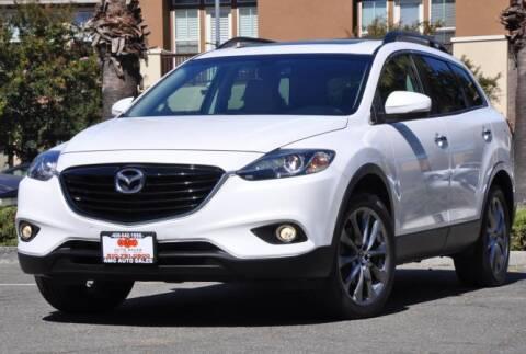 2015 Mazda CX-9 for sale at AMC Auto Sales Inc in San Jose CA