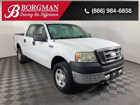 2008 Ford F-150 for sale at BORGMAN OF HOLLAND LLC in Holland MI