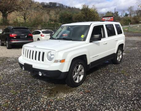 2014 Jeep Patriot for sale at Arden Auto Outlet in Arden NC