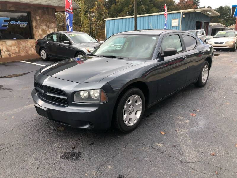 2007 Dodge Charger for sale at E Motors LLC in Anderson SC