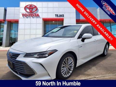 2021 Toyota Avalon Hybrid for sale at TEJAS TOYOTA in Humble TX