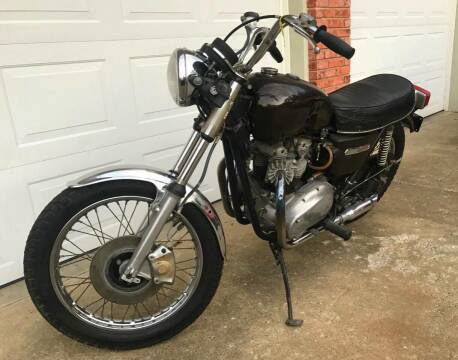 1973 Triumph Tiger for sale at Its Alive Automotive in Saint Louis MO