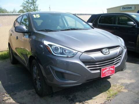 2015 Hyundai Tucson for sale at Lloyds Auto Sales & SVC in Sanford ME