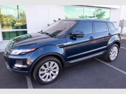 2013 Land Rover Range Rover Evoque for sale at REVEURO in Las Vegas NV