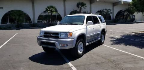 1999 Toyota 4Runner for sale at Alltech Auto Sales in Covina CA