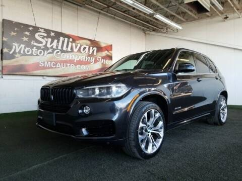 2018 BMW X5 for sale at SULLIVAN MOTOR COMPANY INC. in Mesa AZ