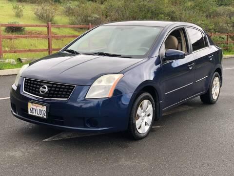 2008 Nissan Sentra for sale at JENIN MOTORS in Hayward CA