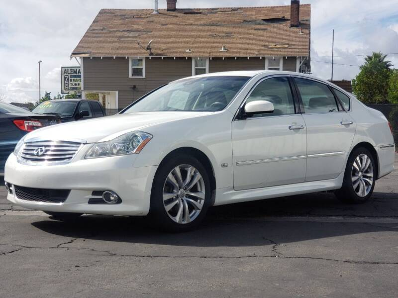 2009 Infiniti M35 for sale at First Shift Auto in Ontario CA