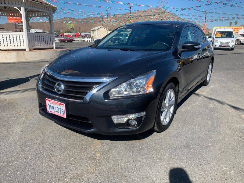 2015 Nissan Altima 2.5 SV 4dr Sedan - Riverside CA