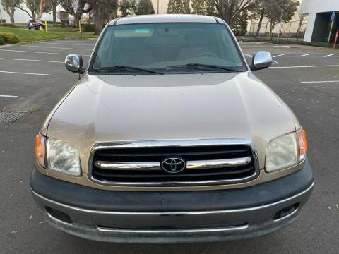 2002 Toyota Tundra for sale at Sanchez Auto Sales in Newark CA