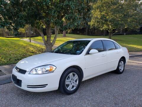 2007 Chevrolet Impala for sale at Houston Auto Preowned in Houston TX