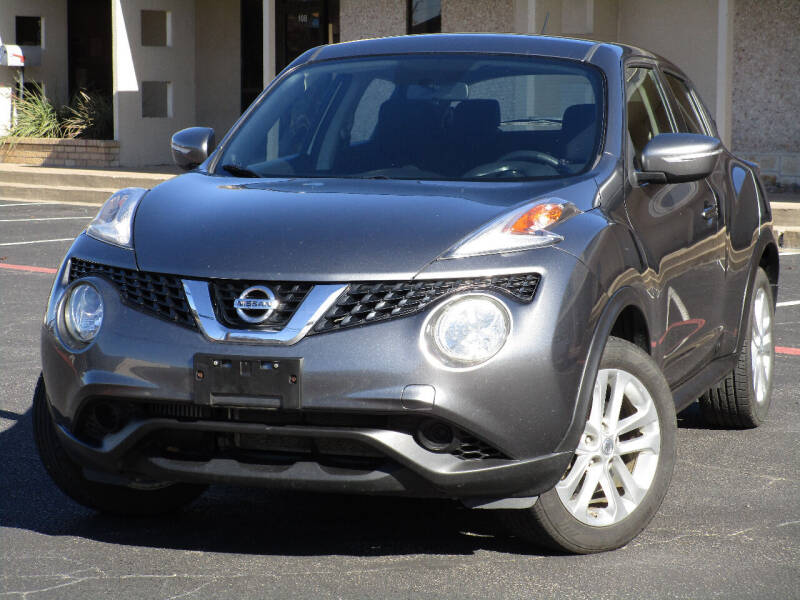 2016 Nissan JUKE for sale at Ritz Auto Group in Dallas TX