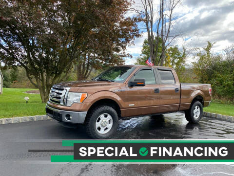 2012 Ford F-150 for sale at QUALITY AUTOS in Hamburg NJ