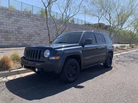 2015 Jeep Patriot for sale at AUTO HOUSE TEMPE in Tempe AZ