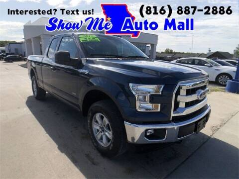 2017 Ford F-150 for sale at Show Me Auto Mall in Harrisonville MO