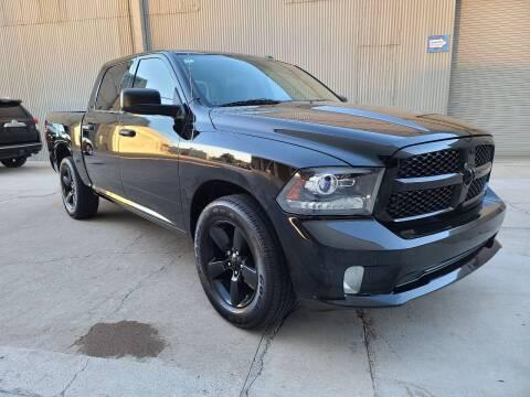 2014 RAM Ram Pickup 1500 for sale at NEW UNION FLEET SERVICES LLC in Goodyear AZ