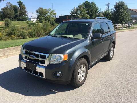 2009 Ford Escape for sale at Abe's Auto LLC in Lexington KY