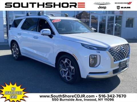 2021 Hyundai Palisade for sale at South Shore Chrysler Dodge Jeep Ram in Inwood NY