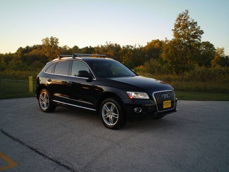 2016 Audi Q5 for sale at BestBuyAutoLtd in Spring Grove IL